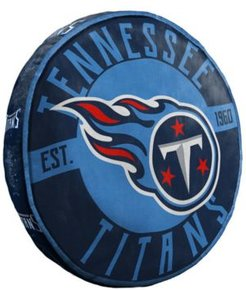 Tennessee Titans 15inch Cloud Pillow