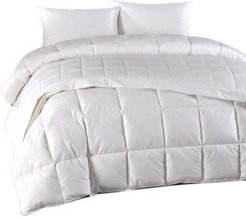 Minifeather Feather Down Blanket, Queen Bedding