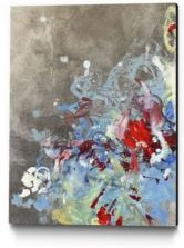 """24"""" x 18"""" Luster Iii Museum Mounted Canvas Print"""