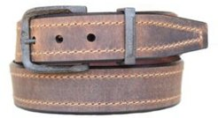 Bronx Oil Tanned Harness Leather Casual Jean Belt