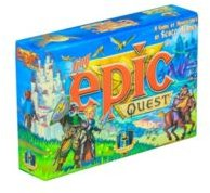 Tiny Epic Gamelyn Games Quest Fantasy Board Game: A Small Box Adventure