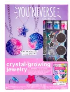 Crystal Growing Jewelry