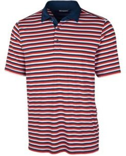 Forge Multi Stripe Polo Shirt