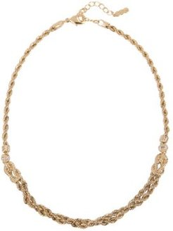 18k Gold Plated French Chain Necklace
