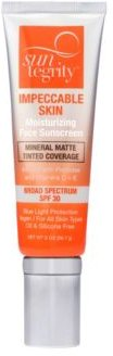 Broad Spectrum Spf 30 Impeccable Skin Moisturizing Face Sunscreen, 2 oz