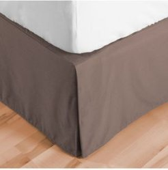 Double Brushed Bed Skirt, King Bedding