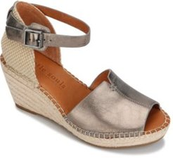 by Kenneth Cole Women's Charli Wedge Sandals Women's Shoes
