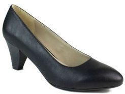Stanford Stacked Heel Pump Women's Shoes