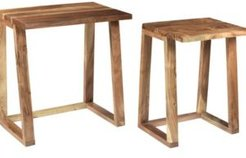 Lucy's Side Tables, Set of 2