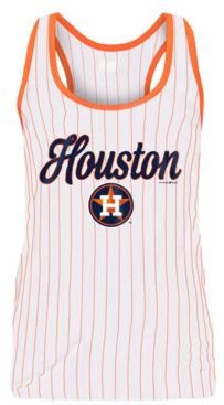 Houston Astros Pinstripe Tank