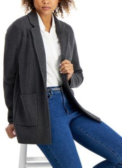 Open-Front Blazer, Created for Macy's