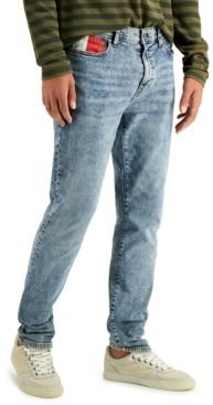 Denim Men's Sergio Slim Tapered Stretch Jeans