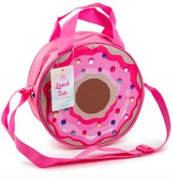 Insulated Lunch Bag - Donut