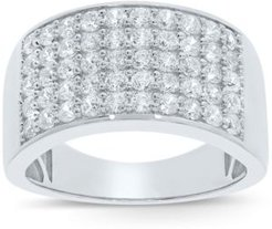 Diamond Cluster Ring (2 ct. t.w.) in 10k White or Yellow Gold
