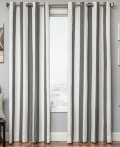 "Sunbrella Outdoor Stripe 52"" x 108"" Panel"