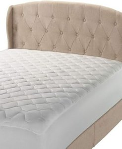 """Rv Camper Fitted Quilted Anti-allergenic Mattress Pad, 48"""" X 75"""""""