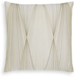 Luster Geo 20X20 Decorative Pillow, Created for Macy's Bedding