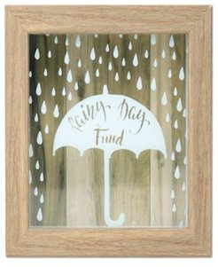 """Lawrence Rainy Day Fund Box Collection, 8"""" x 8"""""""