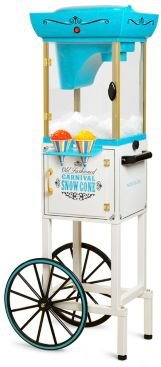 SCC399 Snow Cone Cart - 48 Inches Tall