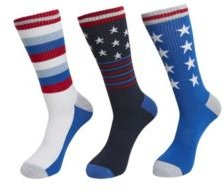 Athletic Socks, Pack of 3