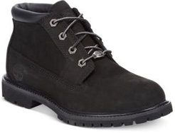 Nellie Lace Up Utility Waterproof Lug Sole Boots Women's Shoes