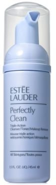 Perfectly Clean Triple-Action Cleanser/Toner/Makeup Remover, 1.5 oz