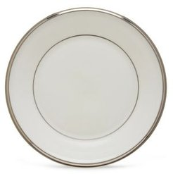 Solitaire White Appetizer Plate