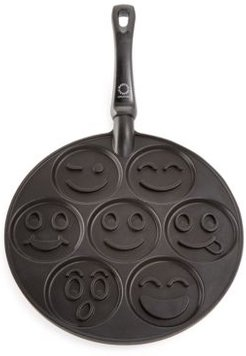 Smiley Face Pancake Pan, Created for Macy's