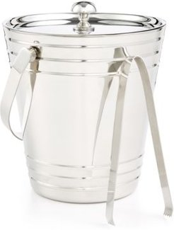 Ice Bucket with Tongs, Created for Macy's