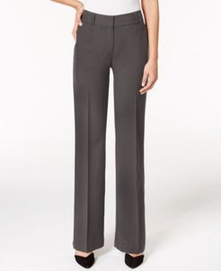 Petite Curvy Bootcut Pants, Created for Macy's