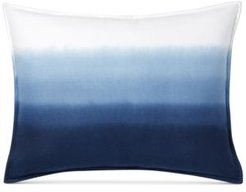 "Flora Blue 15"" x 20"" Decorative Pillow Bedding"