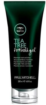 Tea Tree Firm Hold Gel, 6.8-oz, from Purebeauty Salon & Spa