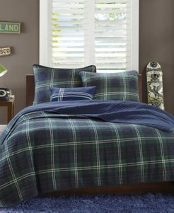 Brody 3-Pc. Twin/Twin Xl Coverlet Set Bedding