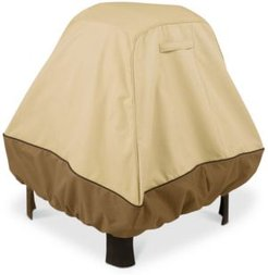 Stand Up Fire Pit Cover