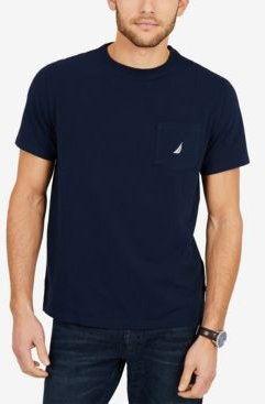 Solid Stretch Anchor T-Shirt