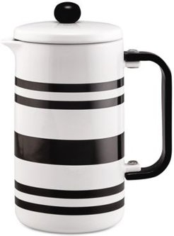 Stoneware 8-Cup French Press
