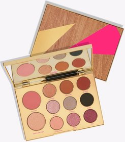 busy gal goals eye & cheek palette - multi