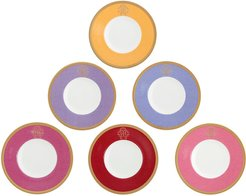 Lizzard Sunset Coffee Cup & Saucer - Set of 6