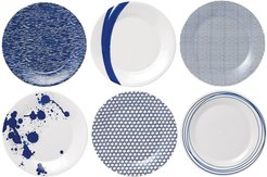 Pacific Side Plates - 23cm - Set of 6