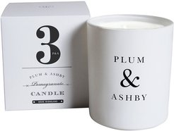 Numbered Collection Scented Candle - Pomegranate