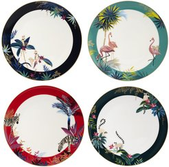 Tahiti Collection Dinner Plate - Set of 4 - 28cm