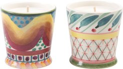 Taylor Scented Candle - Set of 2 - Spice
