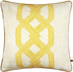 Aluro Pillow - 50x50cm - Yellow