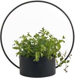 O-Collection Planter - Black - Large