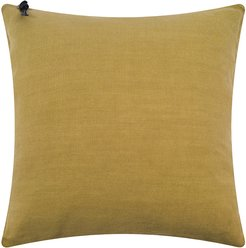 Linen Pillow Cover - 45x45cm - Mustard