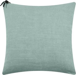 Linen Pillow Cover - 45x45cm - Aqua