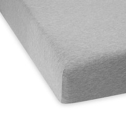 Body ID Fitted Sheet - Heather Gray - Super King