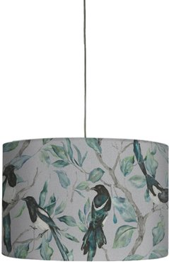 Collector Lamp Shade - Ice - Large