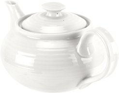 White Porcelain Teapot - Small