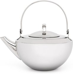 Single-Walled Teapot with Infuser - Mirror Finish